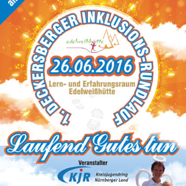 1. Deckersberger Inklusionslauf